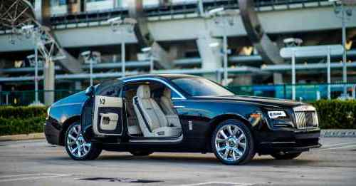 Exotic Luxury Rolls Royce Rental WPHP