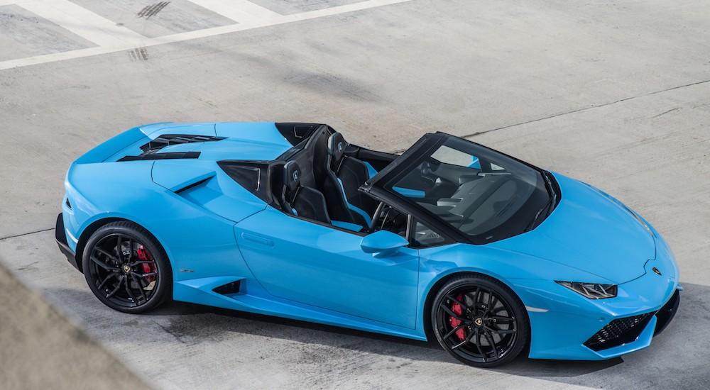 Rent Lamborghini From Exotic-Luxury-Rental.com